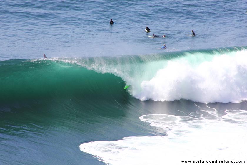 Cliffs of Moher Surfing Ireland