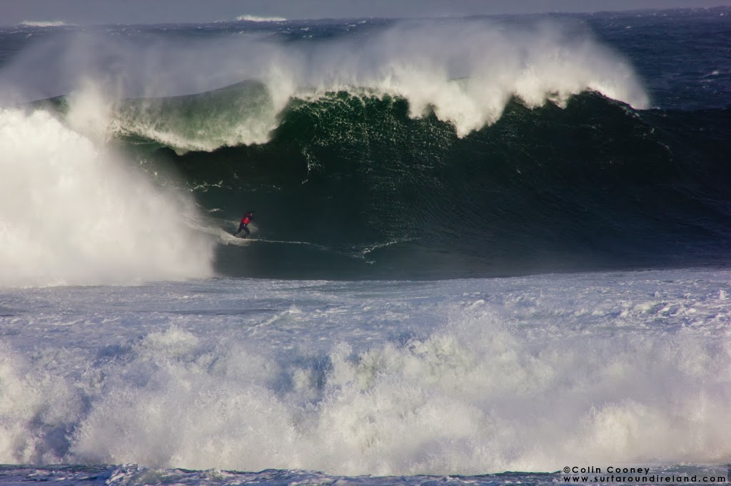 Ollie O Flaherty Big Wave