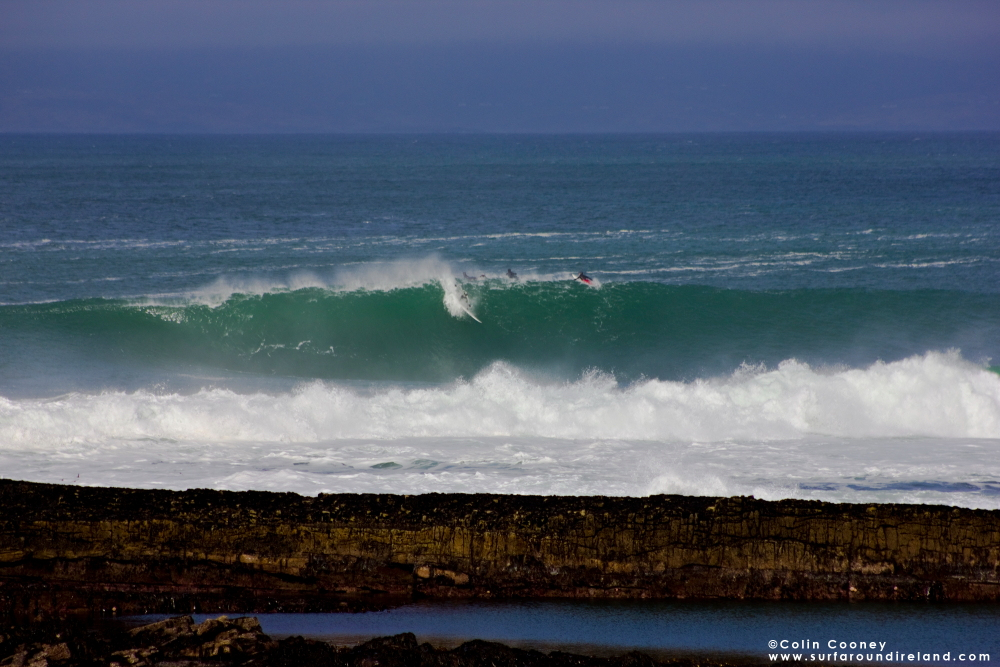 Kurt Rist Mullaghmore Surfing