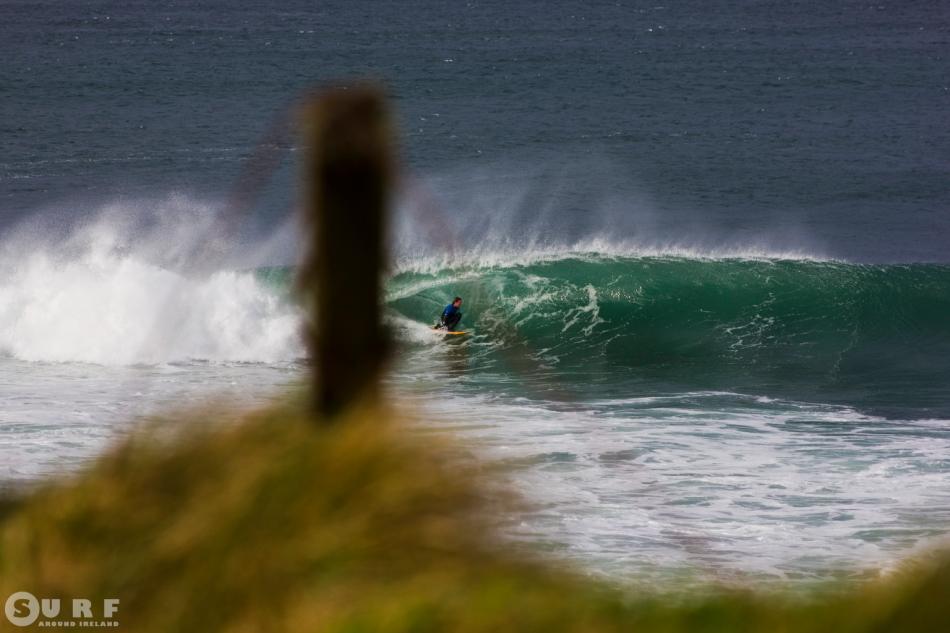Irish Surfer